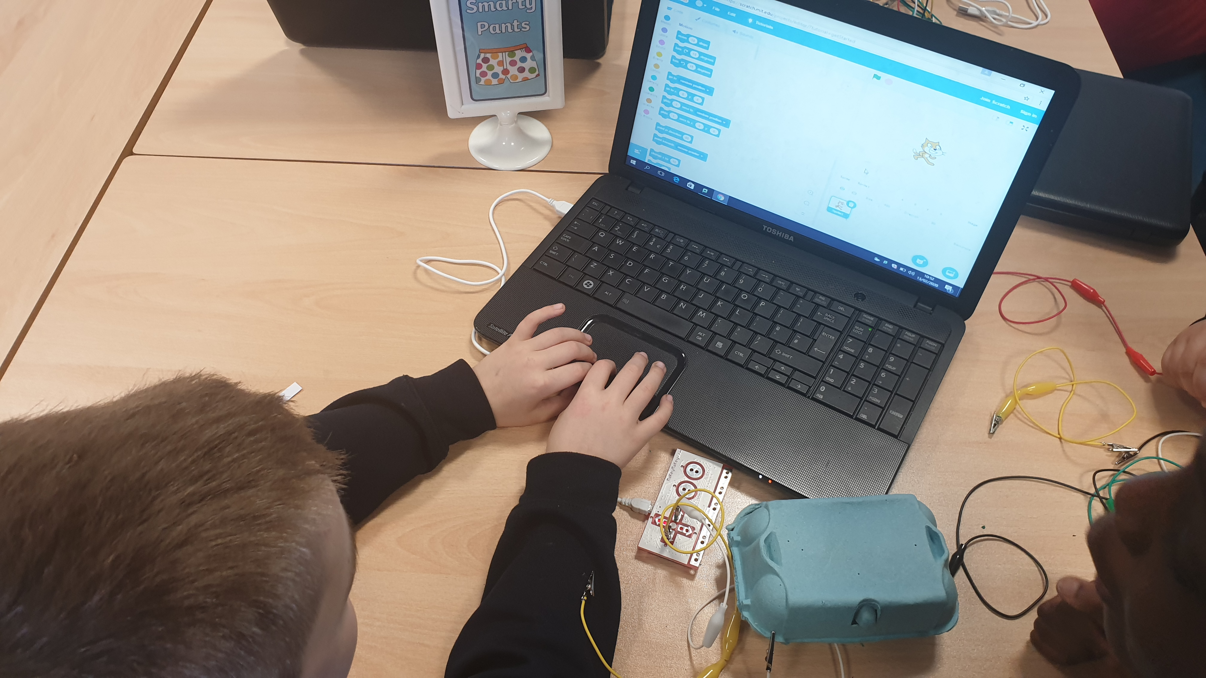 Y5 Computing Workshop